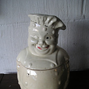 American Bisque Chef Cookie Jar