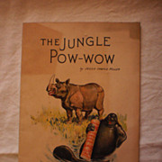 Colgate Jingle Book - The Jungle Pow-Wow - 1911
