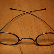 Early Civil War Era Eyeglasses