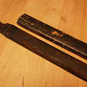 Early Razor Strop in Original Case