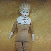 "China Head Doll ""Agnes"" - Germany"