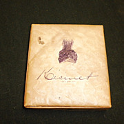 Kismet Cigarettes in Original Box