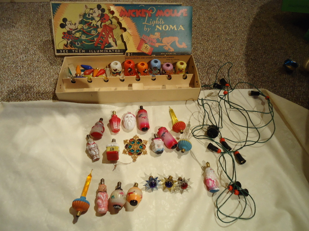 Disney Mickey Mouse Christmas Lights And More From