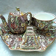 REDUCED Royal Winton Grimwades Chintz Offley Brown