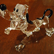 Crystal Swarovski Pluto Figurine #692344 Retired