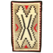FREE SHIPPING! Regional Highly Graphic / Arts & Crafts Navajo Rug, 30's