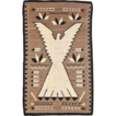 FREE SHIPPING! Navajo Peyote Bird Wool Weaving, ca. 1930