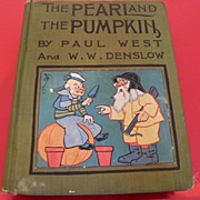 SALE The Pearl And The Pumpkin W.W. Denslow & West