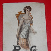 SALE 1906 R & G Corsets Advertising Booklet w/Beauty Leaves