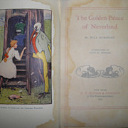 SALE 1907 The Golden Palace of Neverland Clara Davidson