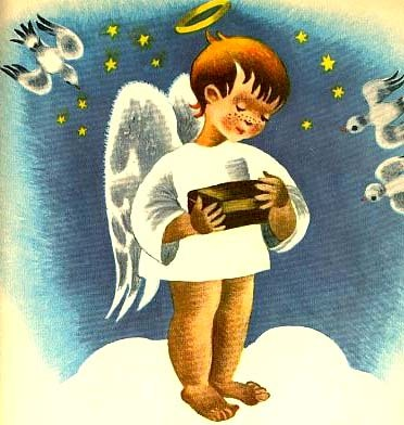 1960 the littlest angel charles tazewell 1st ed illustrated from