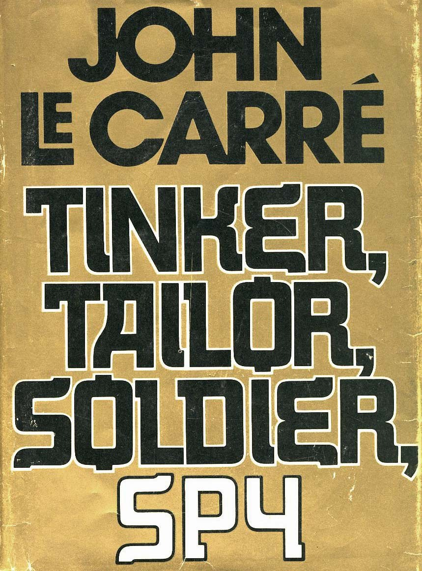 tinker tailor soldier spy john le carre