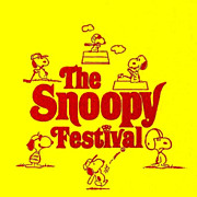 SOLD SCARCE 1974 `The Snoopy Festival' w/ DJ 'Charlie Brown' - Charles M. Schultz / Peanuts ..