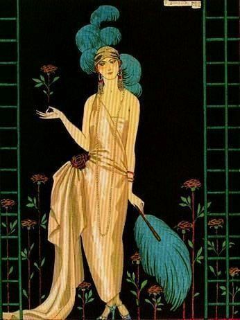 RARE 'The Brilliance of Art Deco' Julian Robinson, DJ, 1st Ed - Fashion Designers, Paintings, Out-of-Print, Vintage