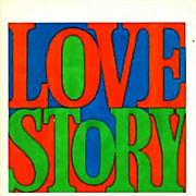 COLLECTOR'S 1970 'Love Story' DJ, Erich Segal, Vintage - Romance Novel, Academy Award Movie