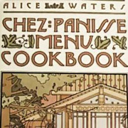 1982 1st Ed �Chez Panisse Menu Cookbook� DJ, Alice Waters -  San Francisco Restaurant, Enterta