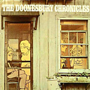 1975 'Doonesbury Chronicles' DJ, 1st Ed, 1st Printing - G. B. Trudeau Comic Strip, Cartoonist,