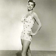 SOLD 1953 'Esther Williams' Hollywood Studio Photograph 'Pin-Up' - Movie Memorabilia / Ephemer