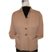 1940's Gabardine Jacket w/Bakelite Buttons sz M