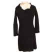 Early Sixties Little Black Dress M