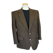 "Wool Sports Coat from ""Barneys New York"" 44R"