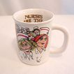 30% Off~Vintage Collectible Nurse Coffee Cup �Nurses Are the Best Medicine�~1981~MINT