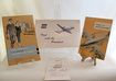 20% Off~Vintage Collectible Aviation Memorabilia United Air Lines New Employee Welcome Aboard Booklets 1956