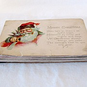 SALE 20% Off~Vintage Collectible 29 Postcards Representing Christmas New Years Easter ...