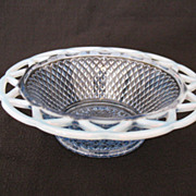 SALE 20% OFF Vintage Collectible Imperial Katy Blue 5  Inch Bowl 1930s Mint Condition