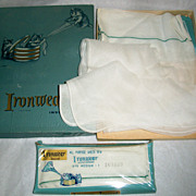 Vintage Ironwear Insured Nylons NOS