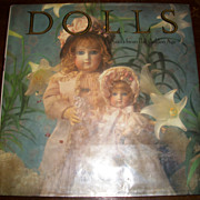 Three Reference Dolls Books
