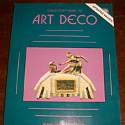 Collector's Guide to Art Deco