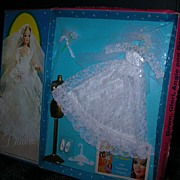 "Vintage MIP Dawn Fashion ""Wedding Bell Dream #815"" by Topper"