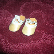 Vintage Shoes Fits Mary Hoyer Doll