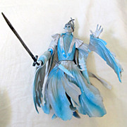 REDUCED Lord Of The Rings Action Figure Twilight Ringwraith With Sword