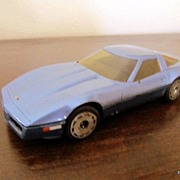 1983 Corvette By Western Models 1/43 Scale Free Shipping