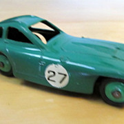 Dinky Toy Die Cast Bristol Race Car 1956 Sharp Original Condition