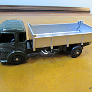 French Made Dinky Toy Simca Cargo Dump Truck 1950's