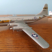 Corgi 1/144 Scale Military Air Transport C 97 1950's Era & Box