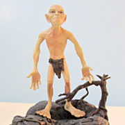 Lord Of The Rings Gollum Talking Action Figure From Smeagol