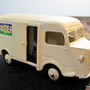 SALE Dinky Toy France Citroen 1200K Gervais Dairy Van Sliding Door