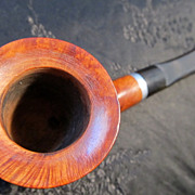 Restored Tobacco Estate Pipe AUSTIN Dublin Bowl Saddle Billiard