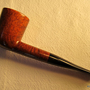 Large Thick Wall Dublin Bowl Billiard Tobacco Smoking Pipe