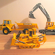 Discovery Channel Gold Rush 1/50th Scale Mining Machinery Set