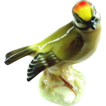 Hutschenreuther Germany Porcelain Finch by Karl Tutter