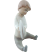Lladro #14613 Boy With Cymbals Retired Matte Finish