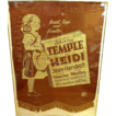 Very Rare Shirley Temple 1937 Promotional Heidi Movie Cloth Banner � 20th Century Fox