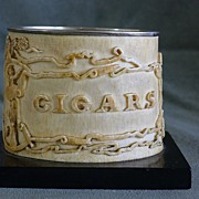 Rare Antique  Cigar Holder With Historical Provenance