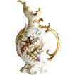 Exceptional Royal Rudelstadt Enamel Decorated Ure