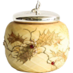 Mount Washington Crown Milano Covered Jar